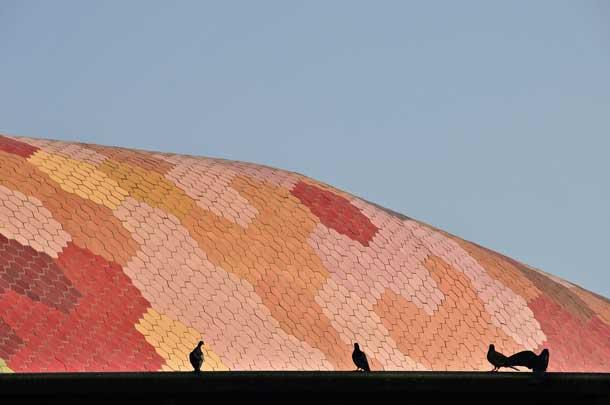 Barcellona galleria fotografica for Architettura contemporanea barcellona